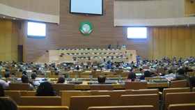 Moedesal African Union